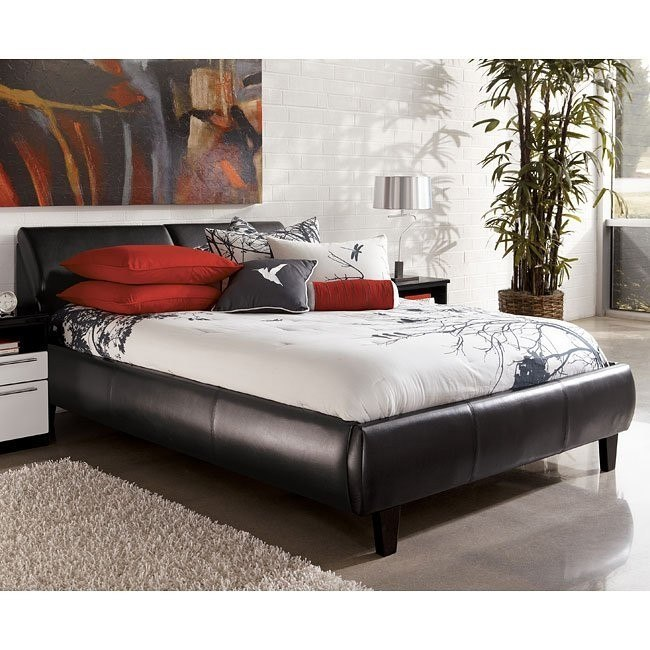 Piroska Upholstered Storage Bed