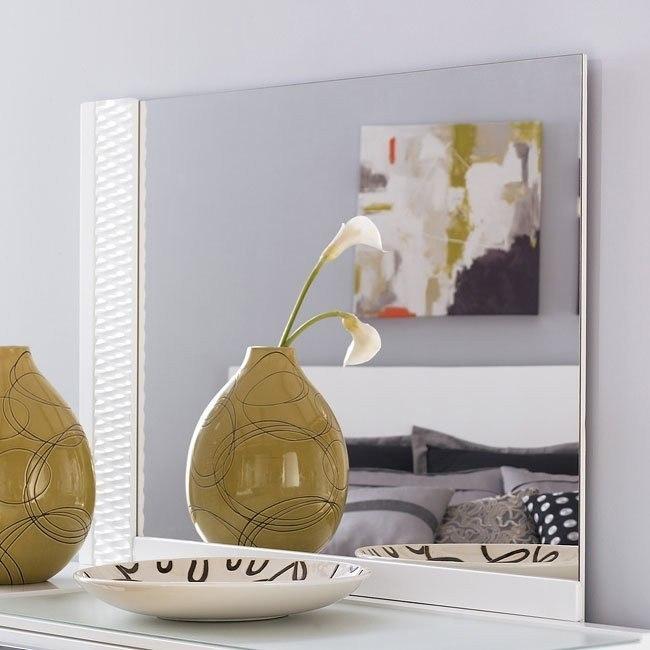Jansey Bedroom Mirror