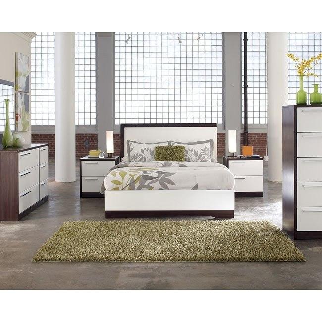 Drachten Platform Bedroom Set