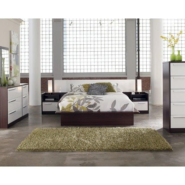 Drachten Bedroom Set w/ Lift Wall Bed