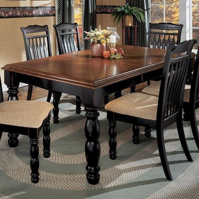 Cedar Heights Rectangular Extension Table