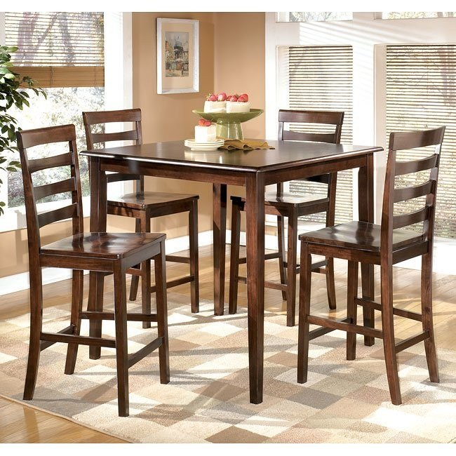 Millpoint 5-Piece Counter Height Dinette