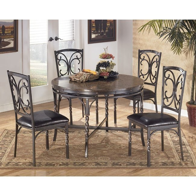 Brindleton 5-Piece Dining Room Set