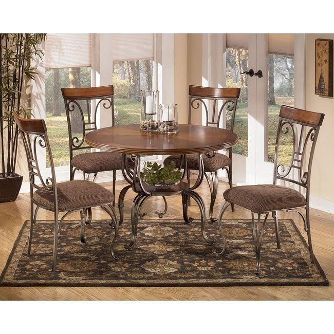 Plentywood 5-Piece Dining Room Set
