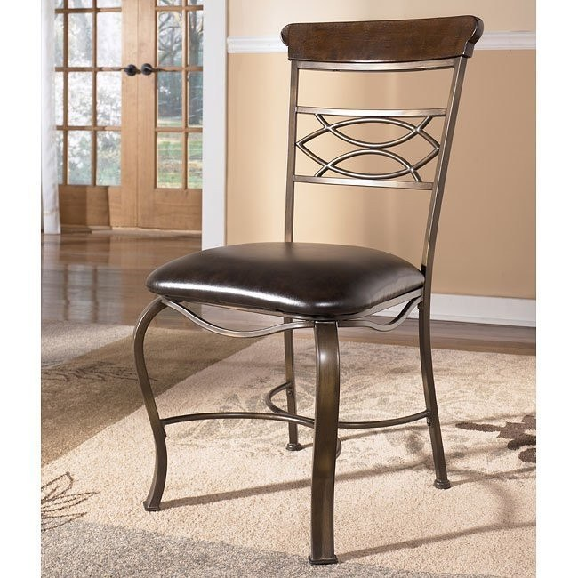 Hessley Side Chairs (Set of 2)