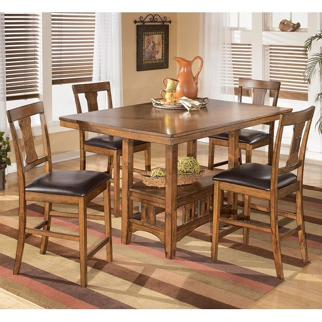 Pasha Counter Height Dining Room Set