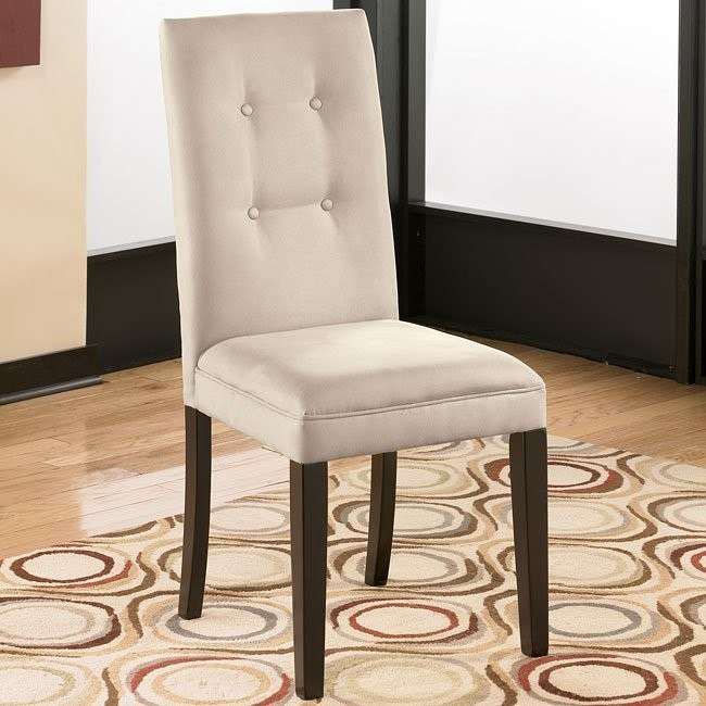Newbold Side Chair (Set of 2) (Stone)