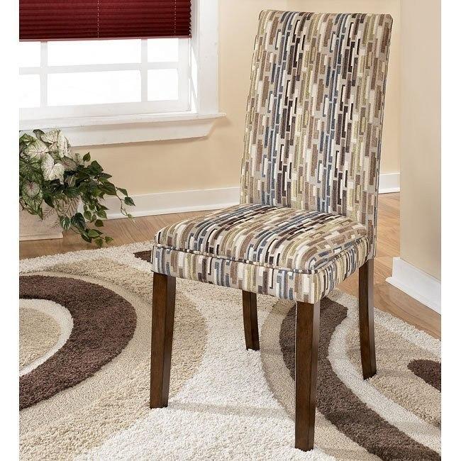 Vice Versa Side Chair (Set of 2) (Atlantic)