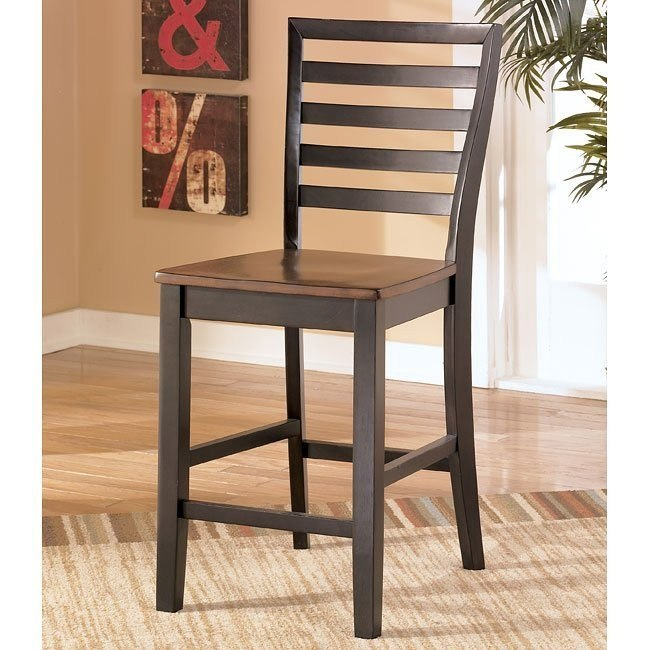 Alonzo 24 inch Bar Stool (Set of 2)