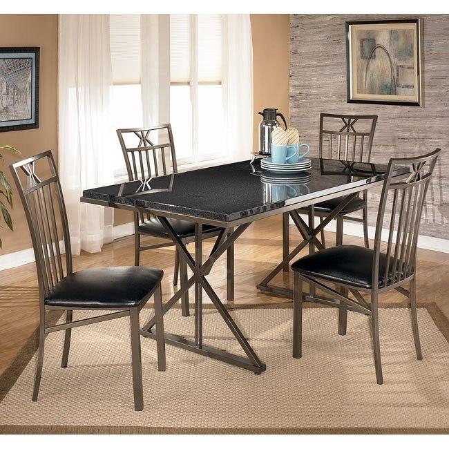 Zenix Rectangular Dining Room Set