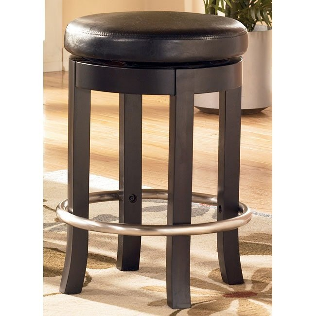Carlyle 24 inch Swivel Bar Stool (Set of 2)
