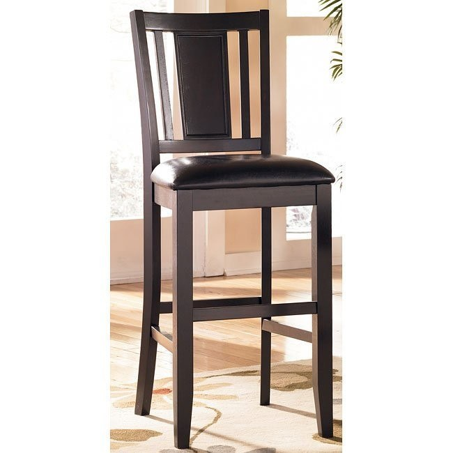 Carlyle 30 inch Wood Bar Stool (Set of 2)