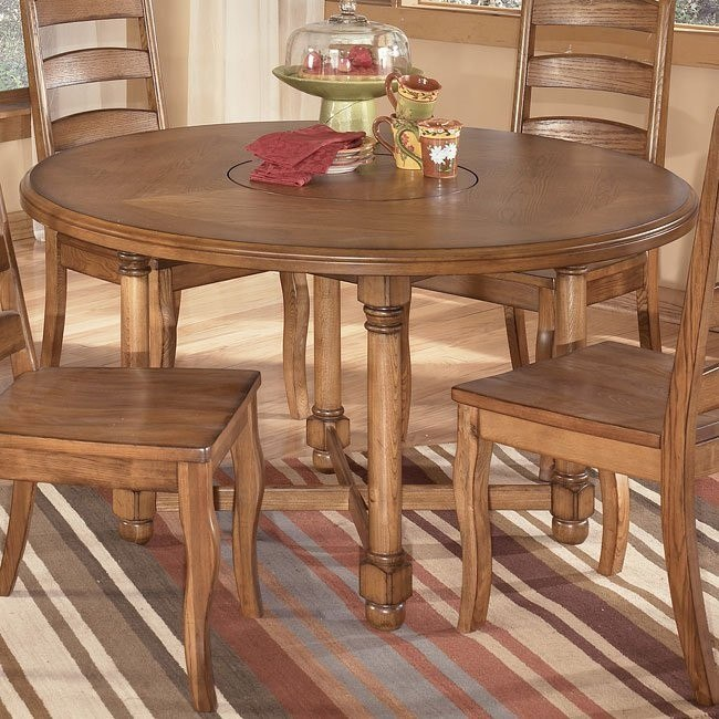Holfield Round Dining Table