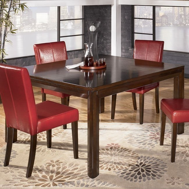 Hansai Square Dining Table