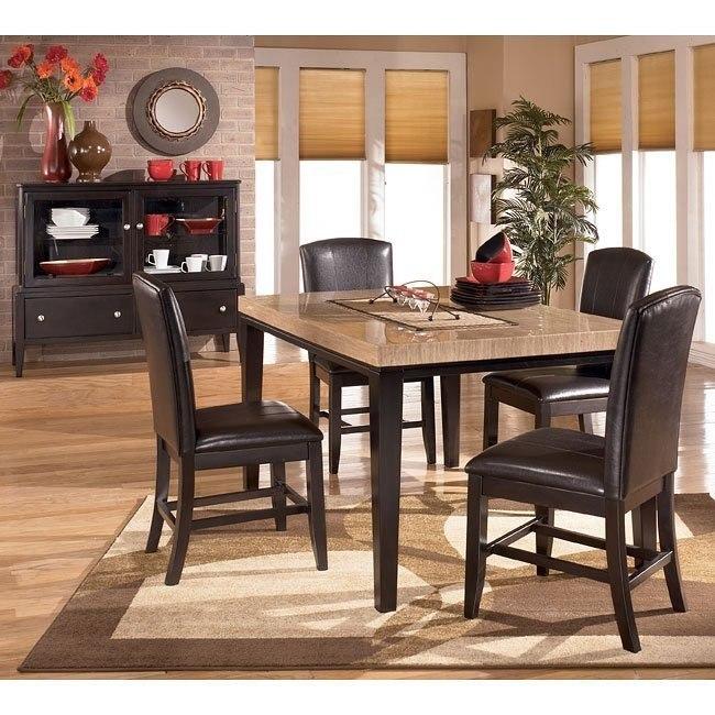 Naomi Rectangular Dining Room Set