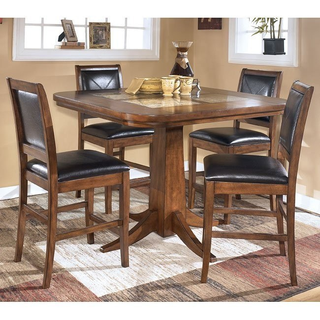 Croften Counter Height Dining Room Set
