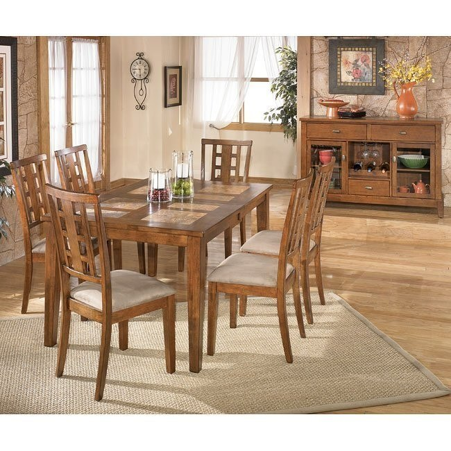Tucker Tile Top Dining Room Set