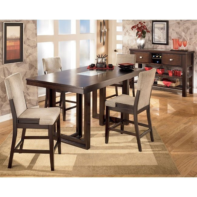 Ocean Park Counter Height Dining Room Set