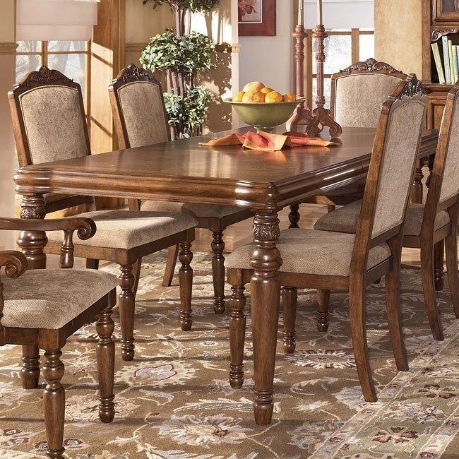 San Martin Rectangular Extension Dining Table