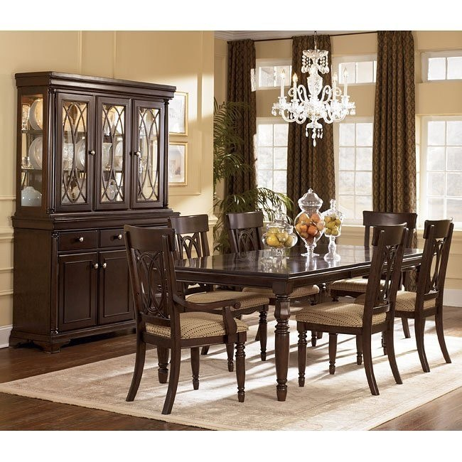 Formal Dining Rooms Sets: Leighton Formal Dining Room Set By Millennium