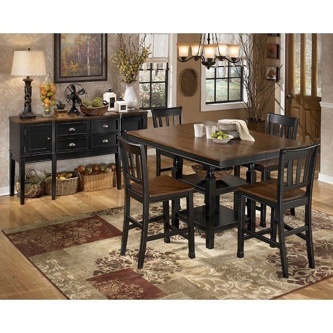 Owingsville Counter Height Dinette