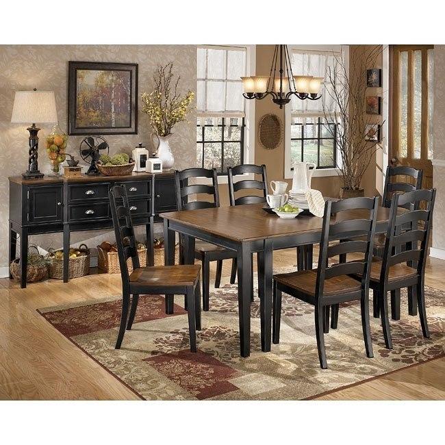 Owingsville 7-Piece Dining Room Set