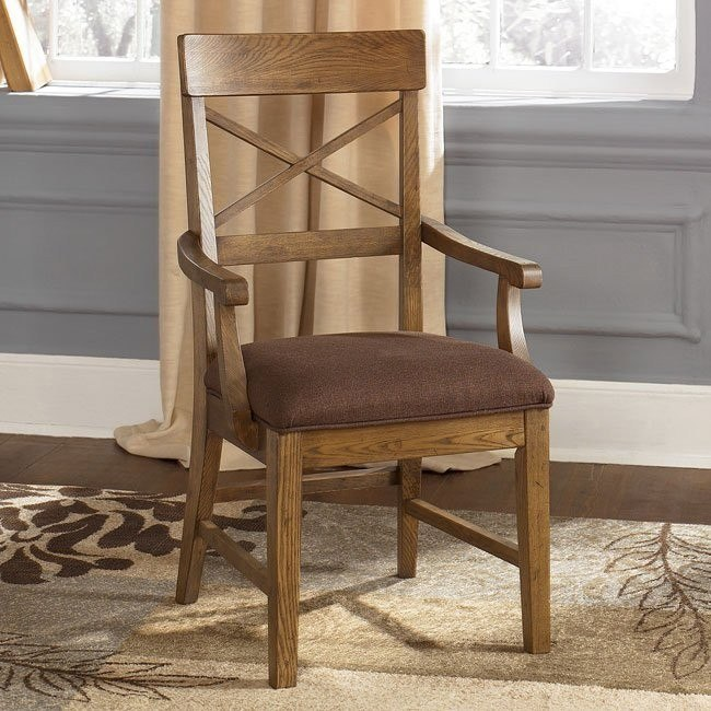 Danbury Heights Arm Chair (Set of 2)