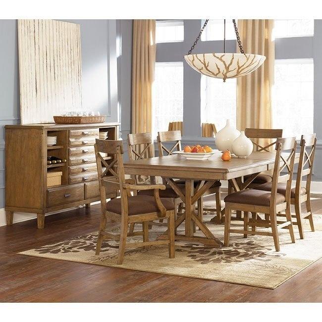 Danbury Heights Formal Dining Room Set