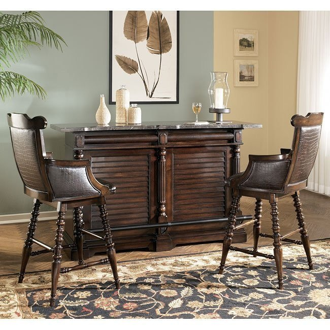 Key Town Home Bar Set
