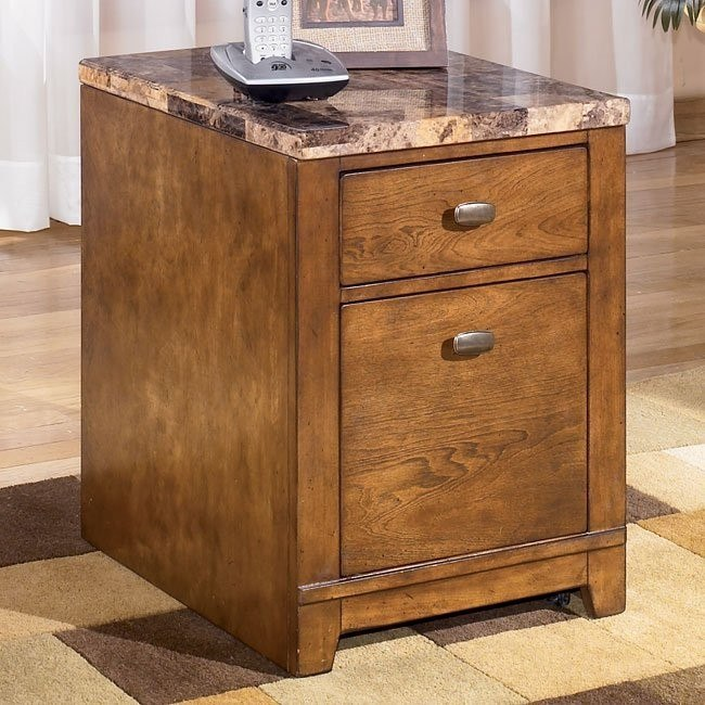 Theo 2-Drawer Mobile File Cabinet