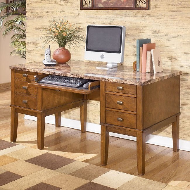 Theo Storage Leg Desk