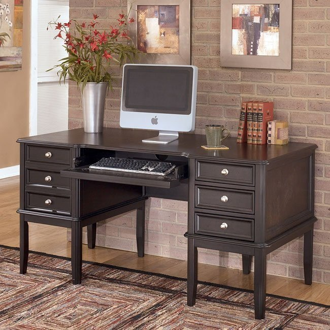 Carlyle Storage Desk