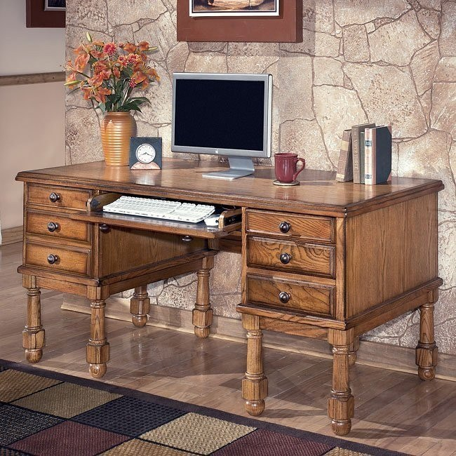Holfield Storage Leg Desk