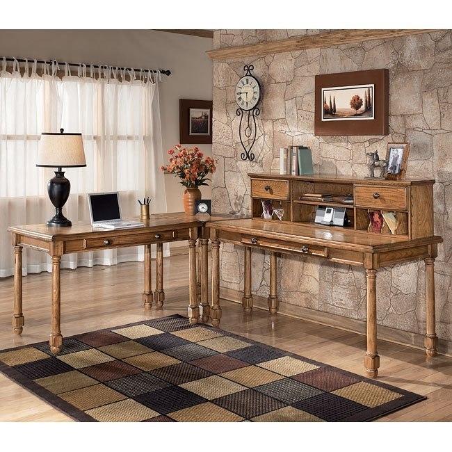 Holfield Corner 2-Leg Desk Home Office Set