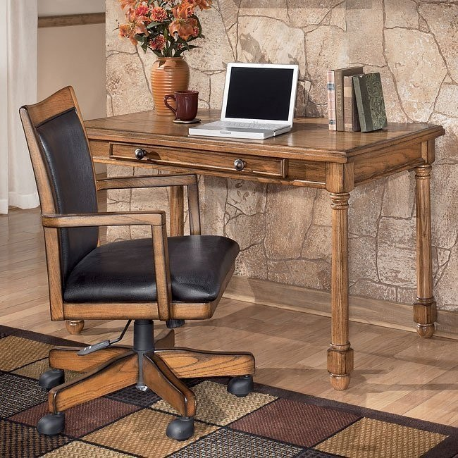 Holfield Home Office Set with Leg Desk