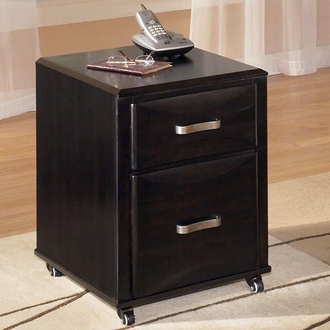 Kira 2-Drawer File Cabinet