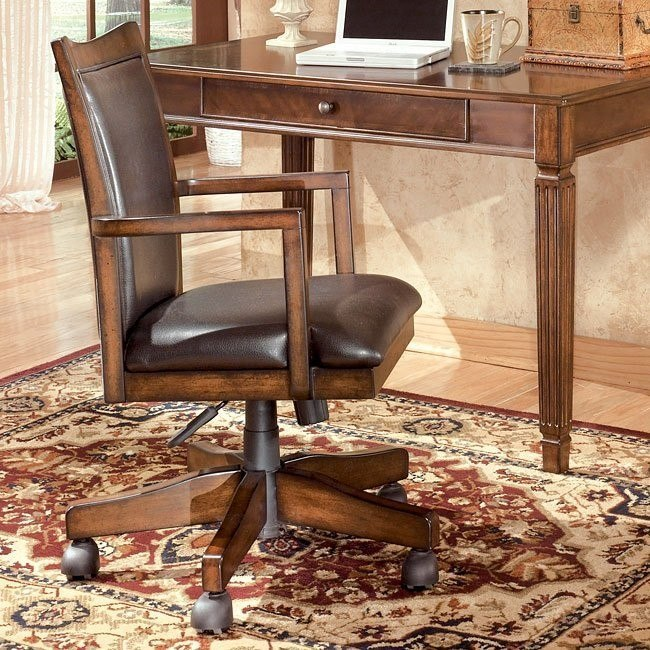 Hamlyn Office Chair w/ Casters