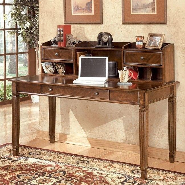 Hamlyn Leg Desk with Low Hutch