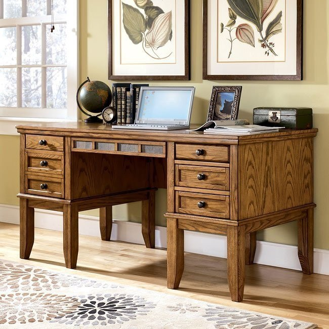 Kinley Storage Desk