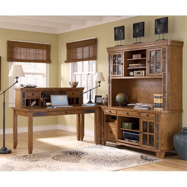 Kinley Modular Home Office Set