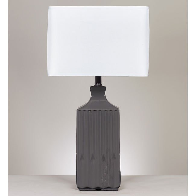 Patience Ceramic Table Lamp (Set of 2)