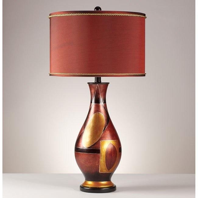 Garnet Table Lamp (Set of 2)