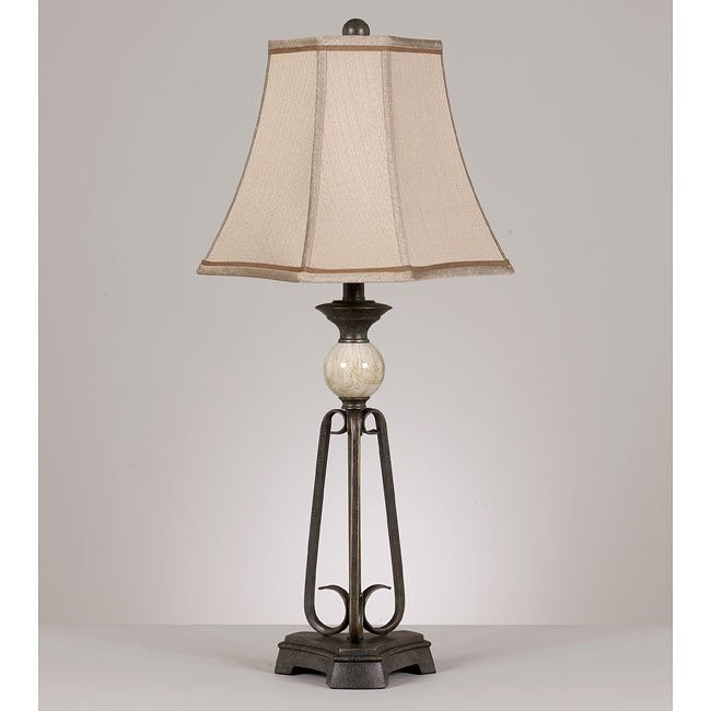 Parlan Metal Table Lamp (Set of 2)