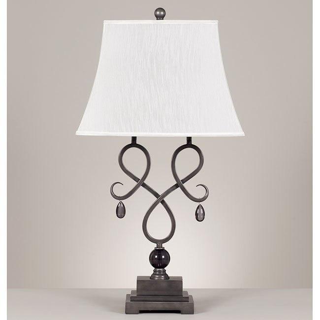 Pamela Metal Table Lamp (Set of 2)