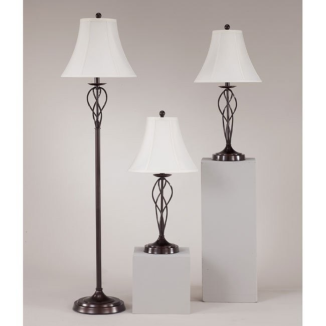 Philicia 3-Pack Lamp Set