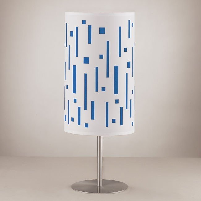 Puji Blue Youth Table Lamp