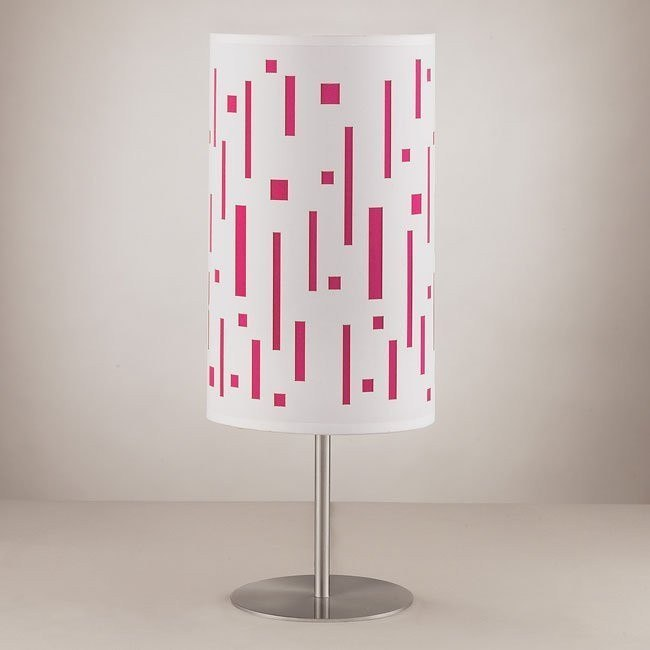 Puji Pink Youth Table Lamp