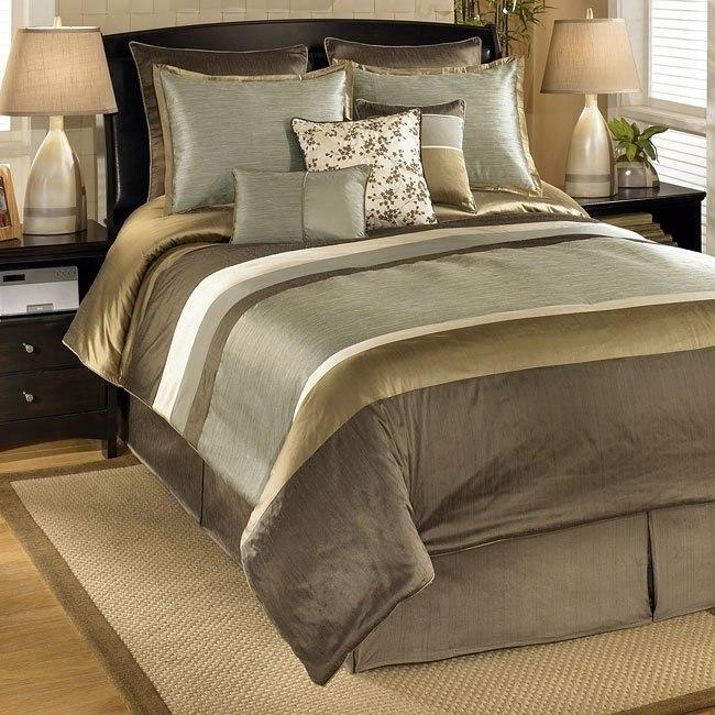 Miri - Cobblestone Bedding Set