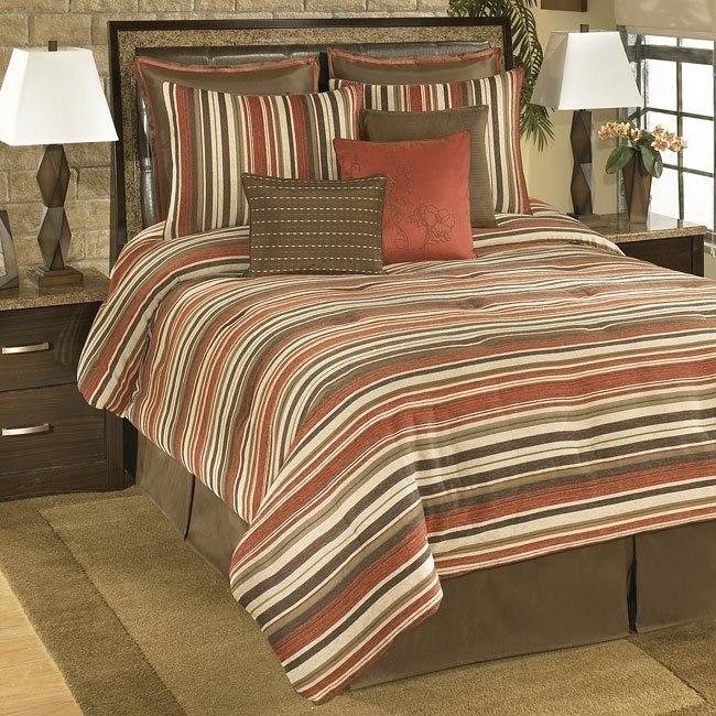 Rustica - Umber Bedding Set