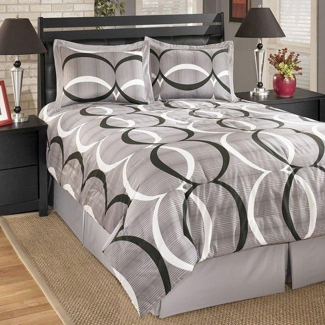 Primo - Alloy 4-Piece Bedding Set